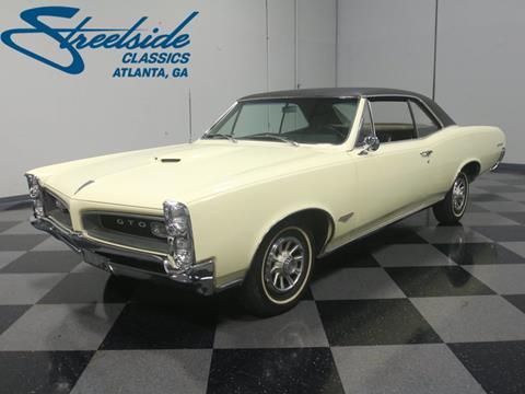 1966 Pontiac GTO for sale in Lithia Springs, GA