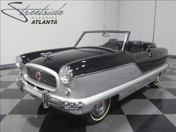 1958 Nash Metropolitan for sale in Lithia Springs, GA