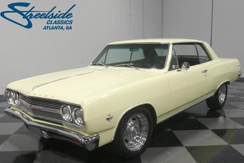 1965 Chevrolet Chevelle for sale in Lithia Springs, GA