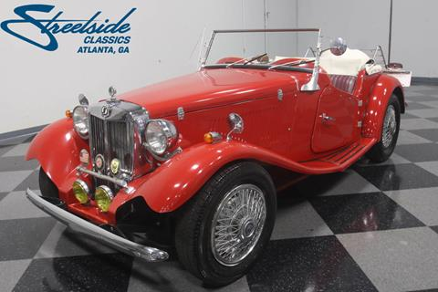 1952 MG TD for sale in Lithia Springs, GA