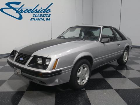 1984 Ford Mustang for sale in Lithia Springs, GA