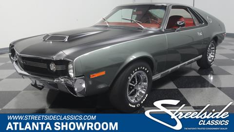1970 AMC AMX for sale in Lithia Springs, GA