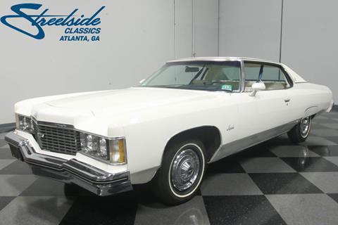1974 Chevrolet Impala for sale in Lithia Springs, GA