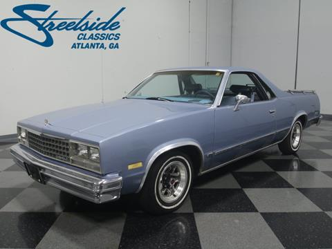 1984 Chevrolet El Camino for sale in Lithia Springs, GA