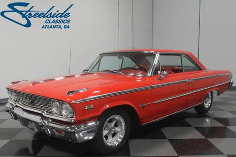 1963 Ford Galaxie for sale in Lithia Springs, GA