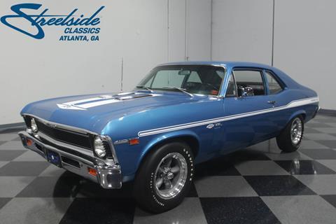 1969 Chevrolet Nova for sale in Lithia Springs, GA