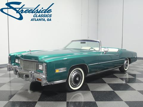 1976 Cadillac Eldorado for sale in Lithia Springs, GA