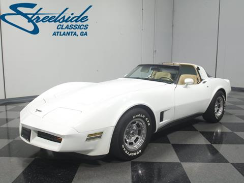 1980 Chevrolet Corvette for sale in Lithia Springs, GA