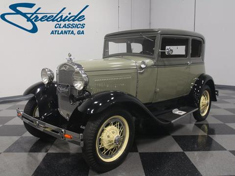 1931 Ford Model A for sale in Lithia Springs, GA