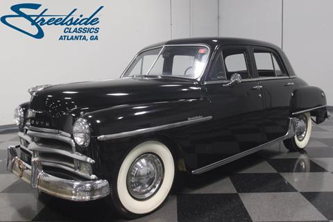 1950 Plymouth Deluxe for sale in Lithia Springs, GA