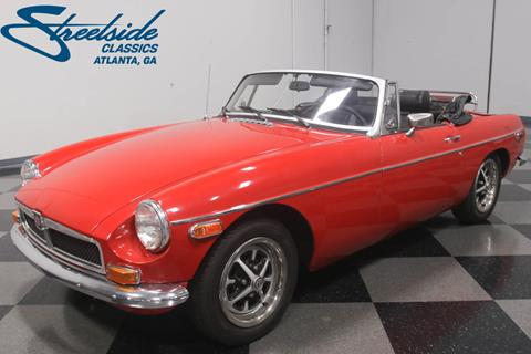 1974 MG MGB for sale in Lithia Springs, GA