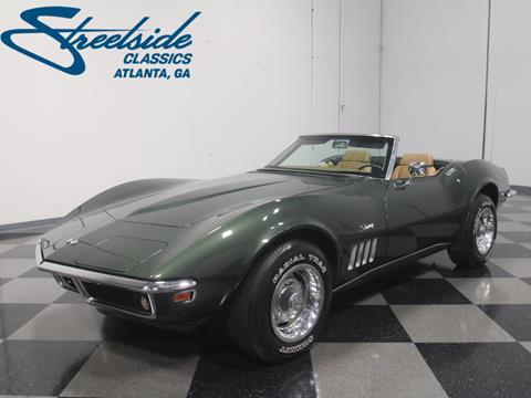 1969 Chevrolet Corvette for sale in Lithia Springs, GA