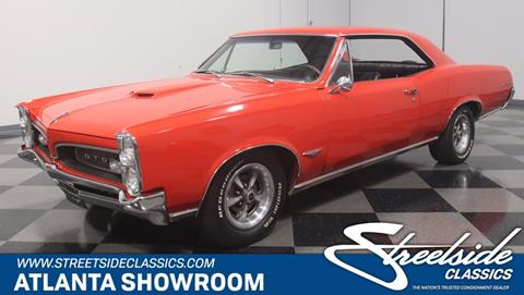 1967 Pontiac GTO for sale in Lithia Springs, GA