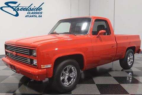 1984 Chevrolet C/K 10 Series for sale in Lithia Springs, GA