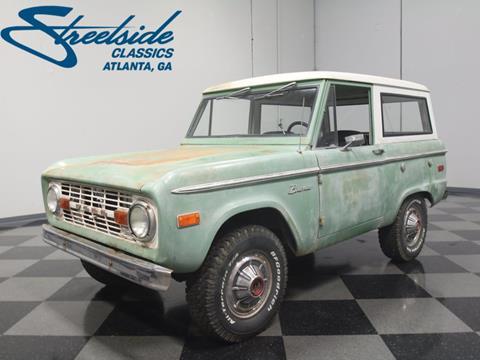 1976 Ford Bronco for sale in Lithia Springs, GA
