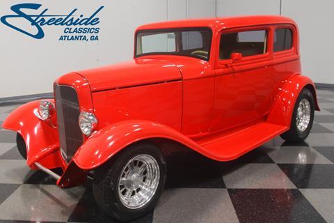 1932 Ford Tudor for sale in Lithia Springs, GA