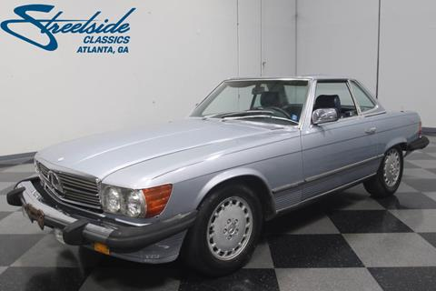 1984 Mercedes-Benz 380-Class for sale in Lithia Springs, GA