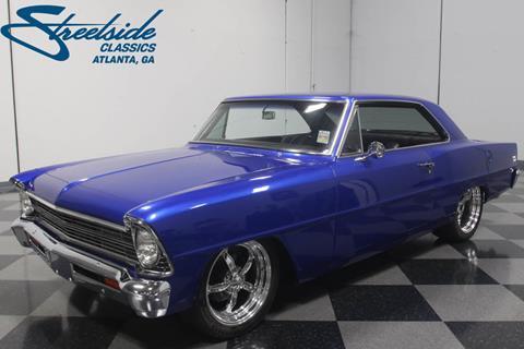 1967 Chevrolet Nova for sale in Lithia Springs, GA
