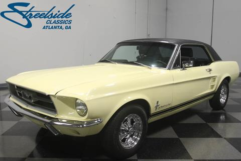 1967 Ford Mustang for sale in Lithia Springs, GA