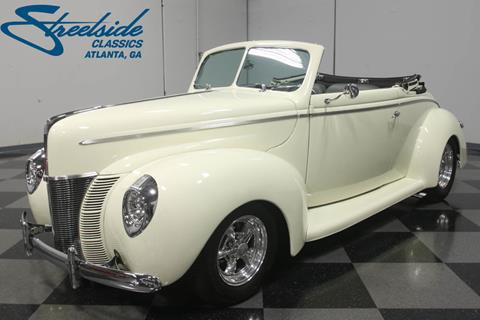 1940 Ford Cabriolet  for sale in Lithia Springs, GA