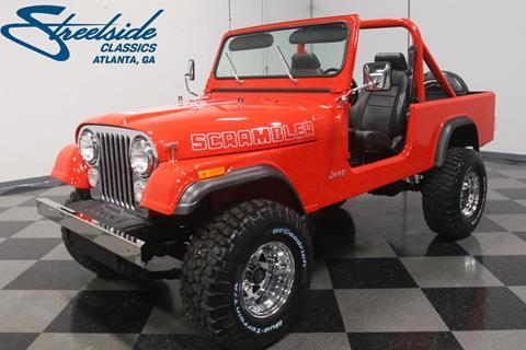 1985 Jeep Scrambler for sale in Lithia Springs, GA