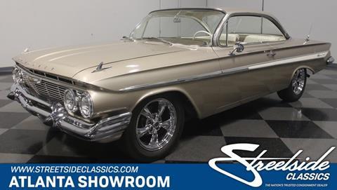 61 Impala For Sale >> 1961 Chevrolet Impala For Sale In Lithia Springs Ga