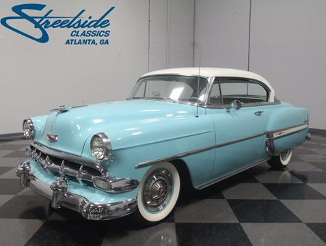 960148900 1954 chevrolet bel air for sale in connecticut carsforsale com  at crackthecode.co
