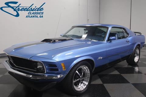 1970 ford mustang for sale in georgia carsforsale 1970 ford mustang for sale in lithia springs ga sciox Gallery