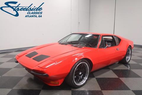 1973 De Tomaso Pantera for sale in Lithia Springs, GA