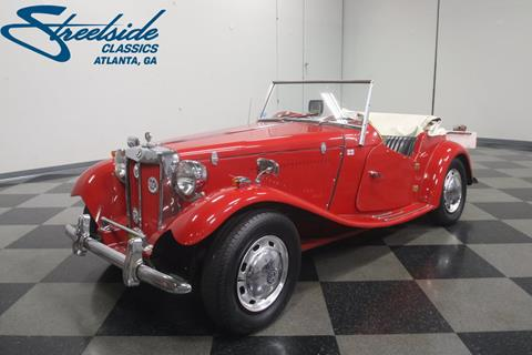 1953 MG TD for sale in Lithia Springs, GA