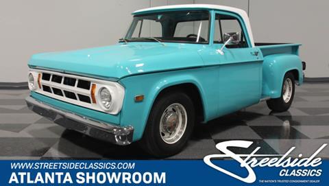 Dodge D100 Pickup For Sale - Carsforsale.com®
