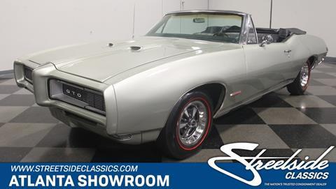 1968 Pontiac GTO for sale in Lithia Springs, GA