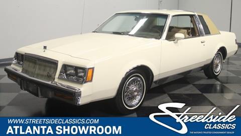 1985 Buick Regal for sale in Lithia Springs, GA