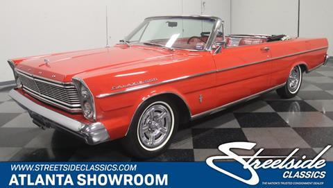 1965 Ford Galaxie for sale in Lithia Springs, GA