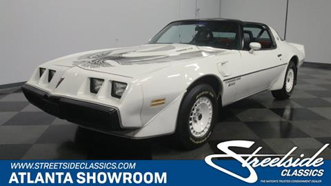 1981 Pontiac Firebird for sale in Lithia Springs, GA