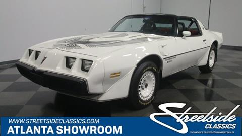 1981 Pontiac Firebird for sale in Lithia Springs, GA