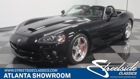 Dodge Viper Used >> Used Dodge Viper For Sale In Gadsden Az Carsforsale Com