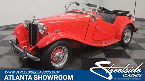 1950 MG TD for sale in Lithia Springs, GA