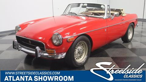 1971 MG MGB for sale in Lithia Springs, GA