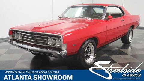 1969 Ford Fairlane for sale in Lithia Springs, GA