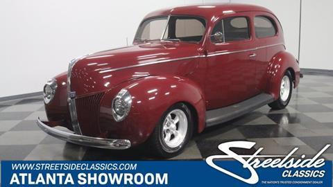 1940 Ford Tudor for sale in Lithia Springs, GA