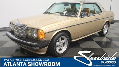 1985 Mercedes-Benz 300-Class for sale in Lithia Springs, GA
