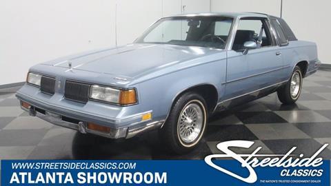 1988 Oldsmobile Cutlass Supreme For Sale In Lithia Springs GA
