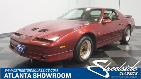 1987 Pontiac Firebird for sale in Lithia Springs, GA