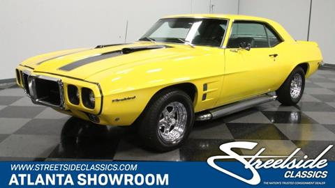 1969 Pontiac Firebird for sale in Lithia Springs, GA