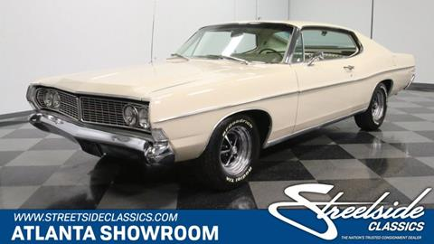 1968 Ford Galaxie for sale in Lithia Springs, GA