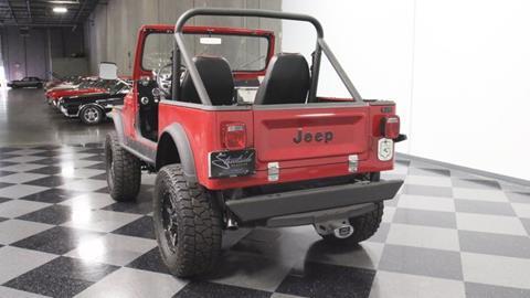 1982 Jeep CJ-7