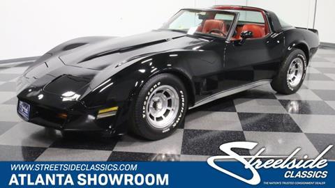 1980 Corvette For Sale >> 1980 Chevrolet Corvette For Sale In Lithia Springs Ga