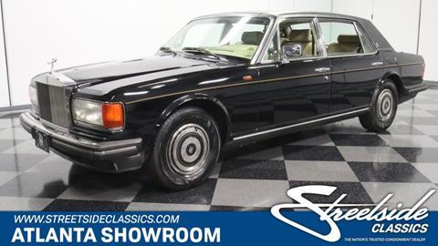 1988 Rolls-Royce Silver Spur for sale in Lithia Springs, GA