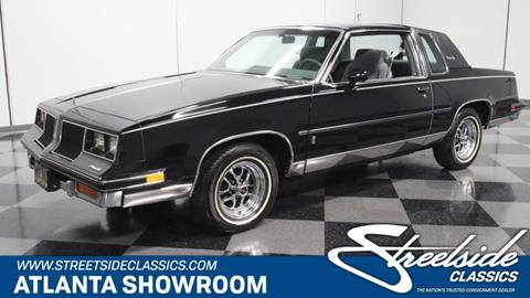 1986 Oldsmobile Cutlass Salon for sale in Lithia Springs, GA